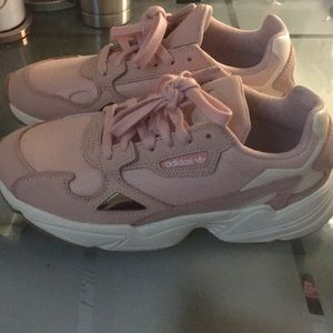 Adidas Falcon W Pink Shoes
